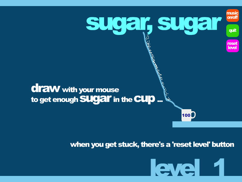 Sugar, Sugar 1 and 2