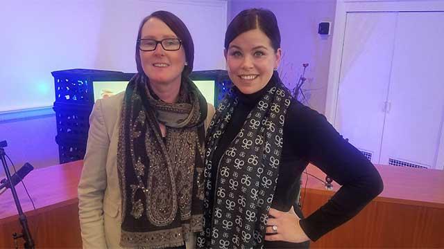 THE LOVING CUP: Melissa Killeleagh & Katie MacIntyre (podcast)
