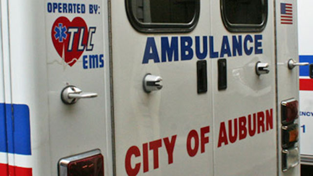 Auburn, TLC Ambulance could be parting ways as city explores its options
