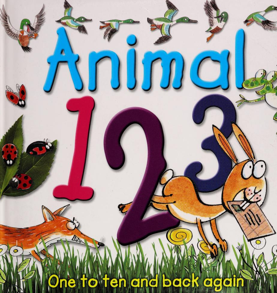 Animal 123 by Kate Sheppard